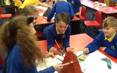 Our volcanoes completed