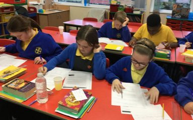 Year 6 Homework Club