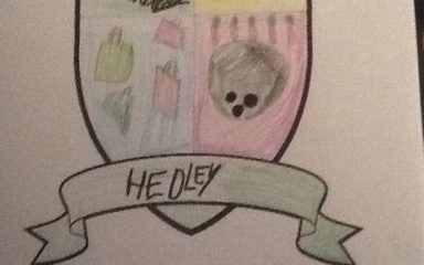 Designing a family Coat of Arms