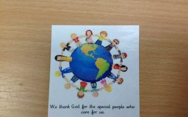 Year 4 Collective Worship: Friday 19th January 2018