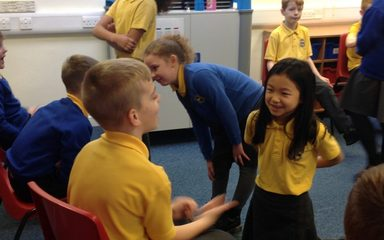 Smart E Workshops for Key Stage 2 children