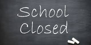 SCHOOL CLOSURE THURSDAY 1ST MARCH 2018