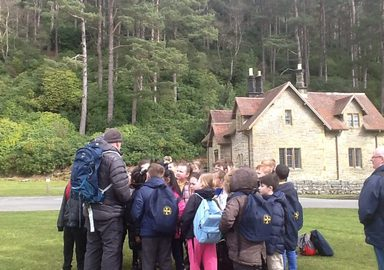 Year 4 at Cragside
