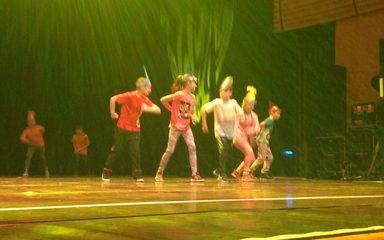 Dance Festival Troll Style