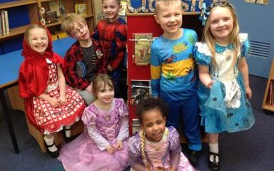 World Book Day Celebrations 2018