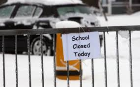 SCHOOL CLOSURE FRIDAY 2ND MARCH 2018
