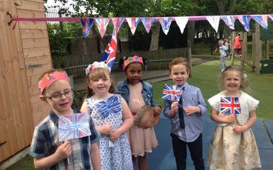 Our Royal Wedding Celebrations