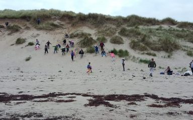 Year 5 Residential to Holy Island