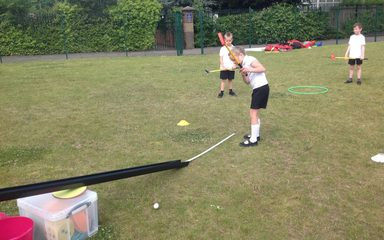 Year 3 Tri Golf session 1