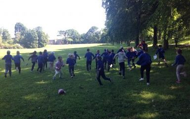 Gibside Educational Visit for Year 3