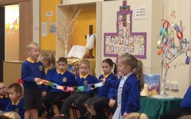 Friday 15th June Colletive Worship led by Year 1 children