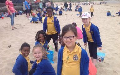 Seaside Trip for Key Stage 1 and Reception Class