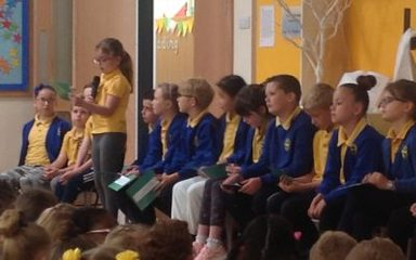 Friday 6th July Collective Worship led by Year 3