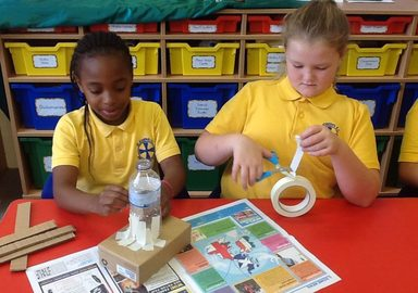 Making volcanoes