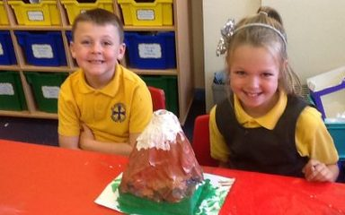 Volcano Creations Part 2