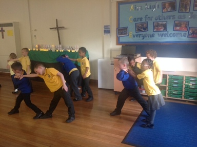 Northern Dance Workshop for Years 1 and 2