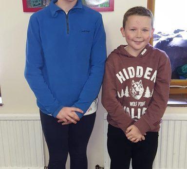 Head Boy and Head Girl 2018