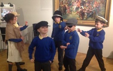 Year 3 Educational Visit to Shipley Art Gallery