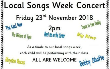 Local Songs Week