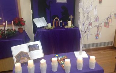Advent 2 Collective Worship led by Year 1