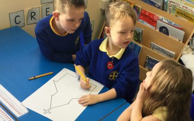 RE in year 1: The different parts of the church