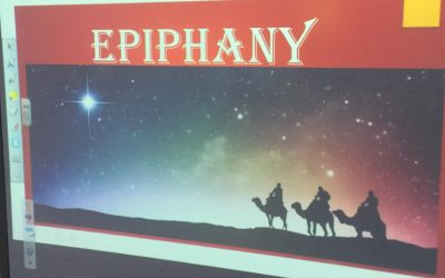 Year 6 RE lesson Epiphany