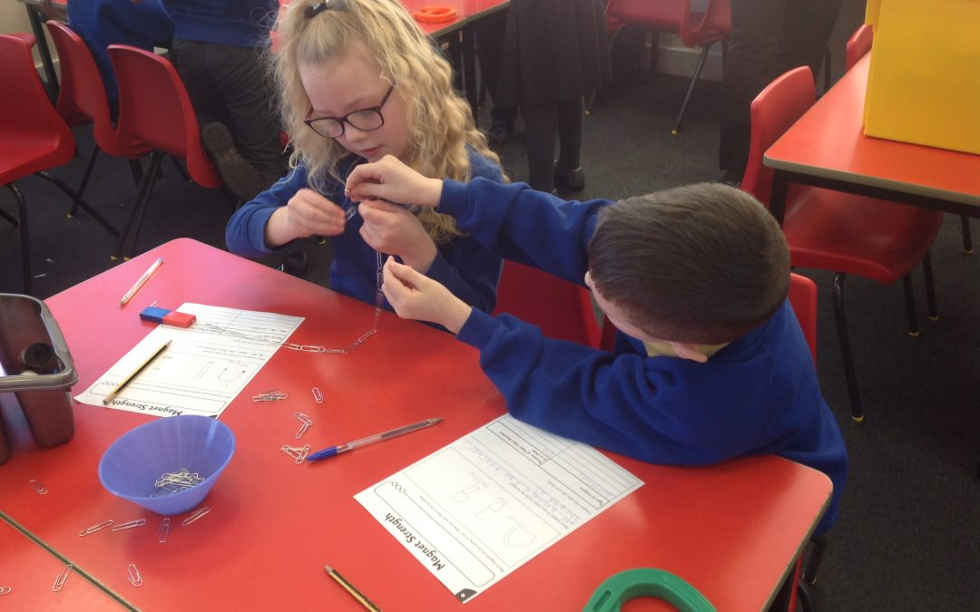 Testing the strength of magnetics in Year 3