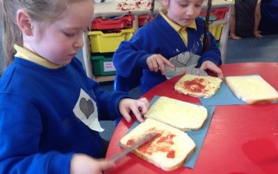 Valentines Day in Reception Class