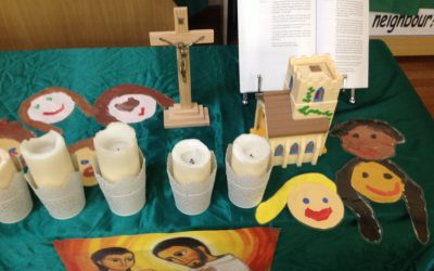 Friday 15th February Collective Worship led by Reception Class