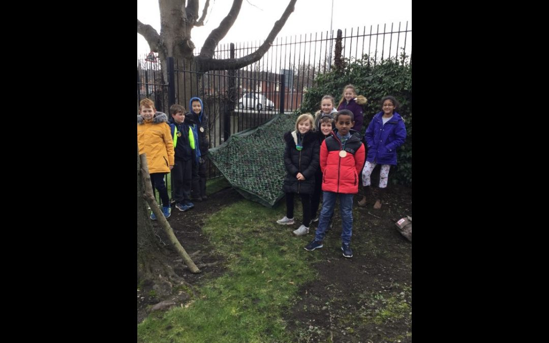 Final Session of Outdoor Learning for Y5