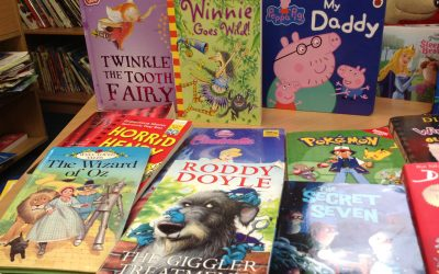 World Book Day Winners