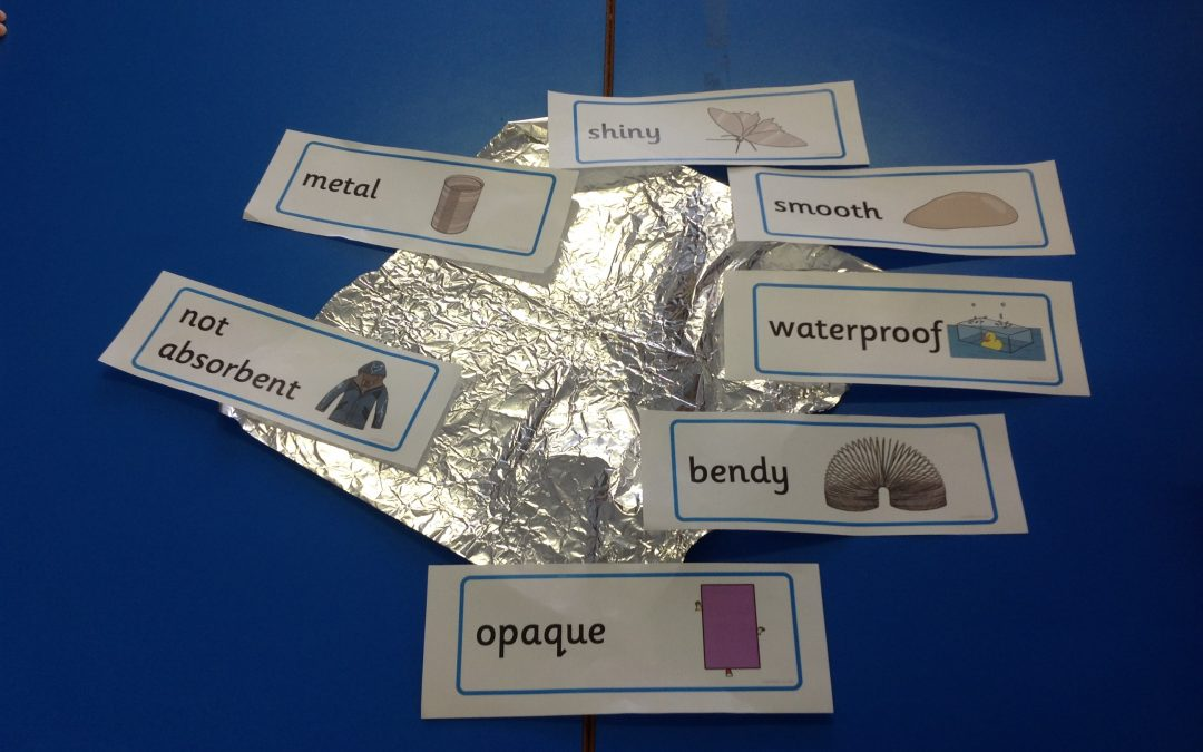 Science: describing and classifying materials