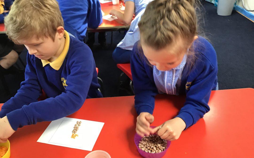 Roman Seed Mosaics