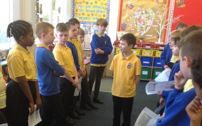 Conscience Alley in Year 5