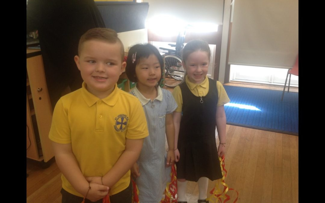 Friday 3rd May: Reception Class Collective Worship