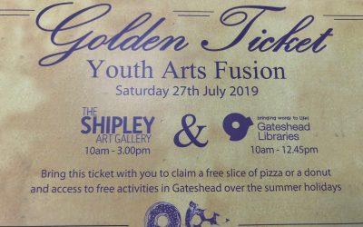 Golden Ticket Event