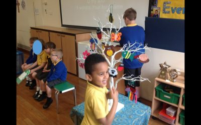 Friday 12th July: Reception Class Collective Worship