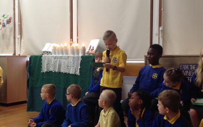 Friday 11th October – Year 2 Collective Worship
